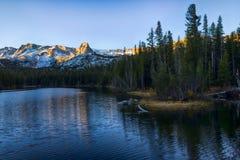 Mamie Lake Royalty-vrije Stock Afbeelding