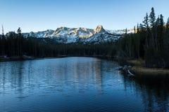 Mamie Lake Royalty-vrije Stock Foto