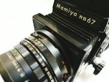 Mamiya Camera. Mamiya rb67 mediumformat Stock Photography