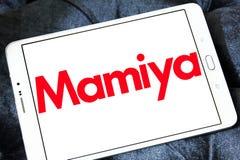 Mamiya logo Stock Photo
