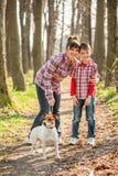 Mamma fotografering för bildbyråer