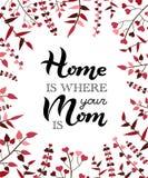 Mamma domestica Fotografia Stock