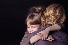 Mamma e figlia Fotografia Stock Libera da Diritti