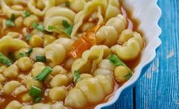 Mamma Mia Minestrone Soup Stock Images