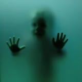 Mamma spaventata Fotografia Stock Libera da Diritti