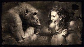 Mammal, Black And White, Emotion, Fauna stock photo