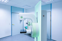Mammogram breast cancer screening device Royalty Free Stock Images