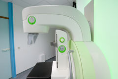 Mammography breast screening machine Stock Photography