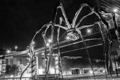 Mammon no museu de Guggenheim Bilbao foto de stock royalty free