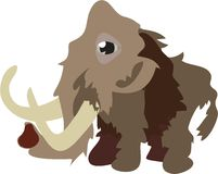Mammoth Animal Stock Images