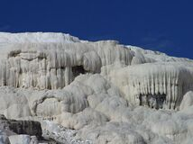 Mammoth Hot Springs 2 Stock Photography