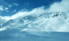 Mammoth Mountain area Stock Images