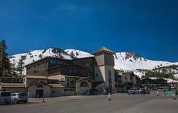 Mammoth Mountain Ski Area Stock Images