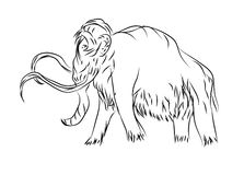 Mammoth Royalty Free Stock Photos