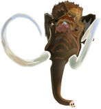 Mammoth vector Stock Photography