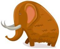 Mammut vektor abbildung