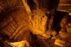 Mammuthöhlen-Nationalpark, USA Lizenzfreies Stockfoto