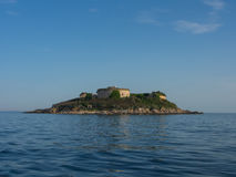 MAMULA Island Stock Photo