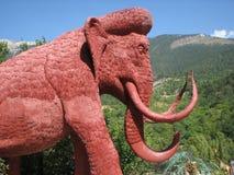 mamut fotografia stock
