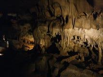 Mamuta Kentucky usa jamy Jaskiniowa wycieczka turysyczna Zdjęcie Stock