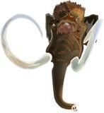 mamuta wektor Fotografia Stock