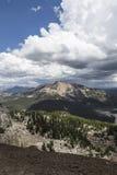 mamutowa góry Zdjęcia Royalty Free