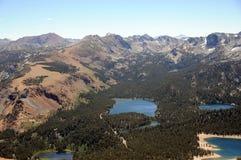 mamutowa góry Zdjęcia Stock