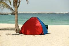 Free Mamzar Beach In Dubai, UAE Royalty Free Stock Photos - 35459208