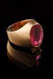 Man′s ring Royalty Free Stock Image