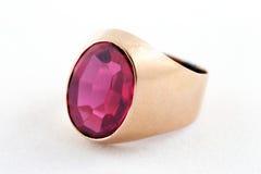 Man′s ring Royalty Free Stock Photo