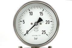 Manómetro Foto de archivo