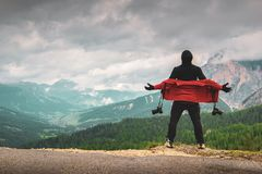 Man Adventure Traveling Holiday Photography Concept Royalty Free Stock Photo