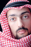 Man in arab clothing Stock Photo