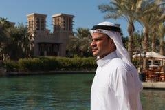Man in Arab Stock Photo