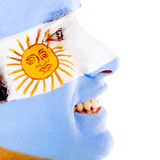 Man from Argentina Stock Images