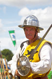 Man at arms Royalty Free Stock Photography