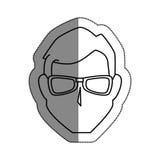 Man avatar character icon Stock Photography