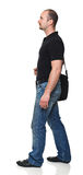 Man with bag Royalty Free Stock Photos