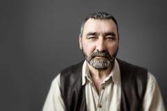 Man with beard. An image of a man with a beard Royalty Free Stock Photos