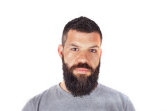 Man with beard Stock Photography