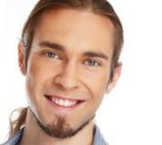 Man with beard Stock Image