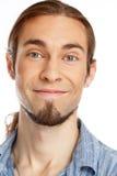 Man with beard Stock Photos