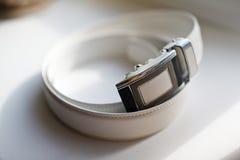 Man Belt Royalty Free Stock Image
