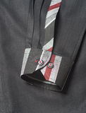 Man black shirts closeup. man shirts closeup Royalty Free Stock Photography