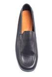 Man black shoe Stock Images