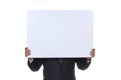 A man with board Stock Images