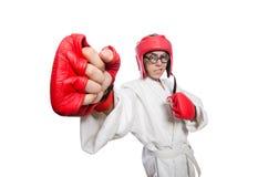 Man boxer Royalty Free Stock Photos
