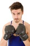 Man boxer Royalty Free Stock Images