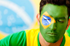 Man from Brazil Royalty Free Stock Photo