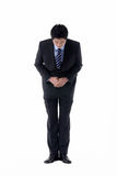 Man in Business II Stock Images